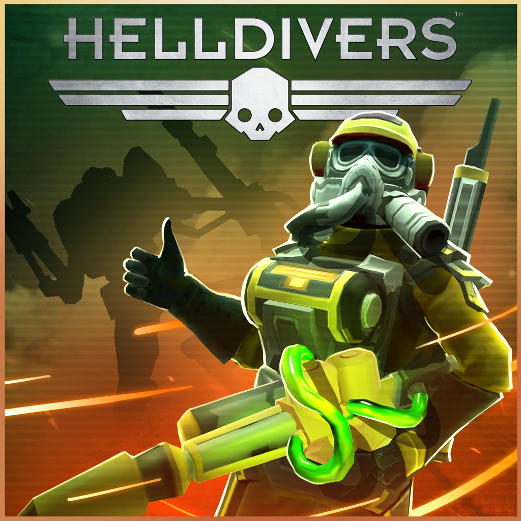 HELLDIVERS™ Hazard Ops Pack