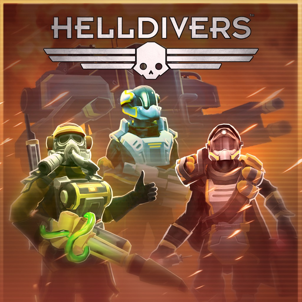HELLDIVERS™ - Reinforcements Pack 2