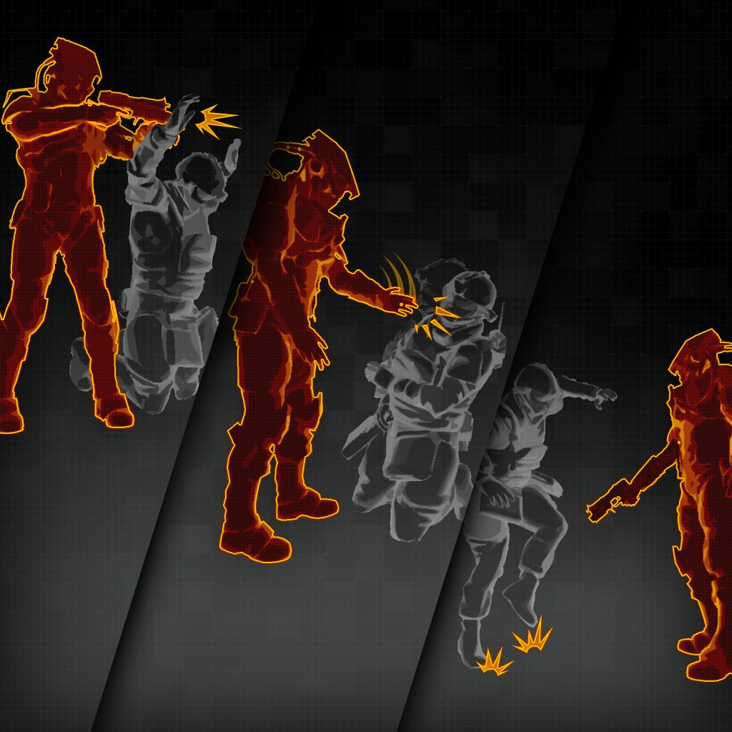 Killzone™ Shadow Fall Hands-Off Spotlight Move Pack