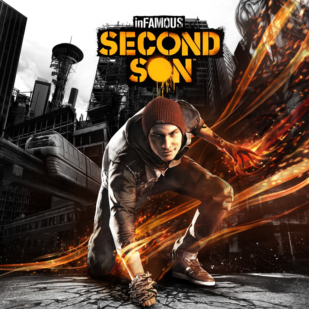 inFAMOUS Second Son™ Announce Trailer