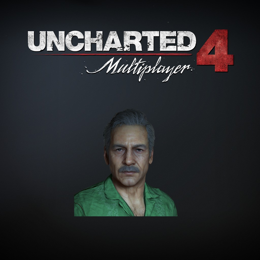 UNCHARTED 4: A Thief's End Victor Sullivan Hero Avatar