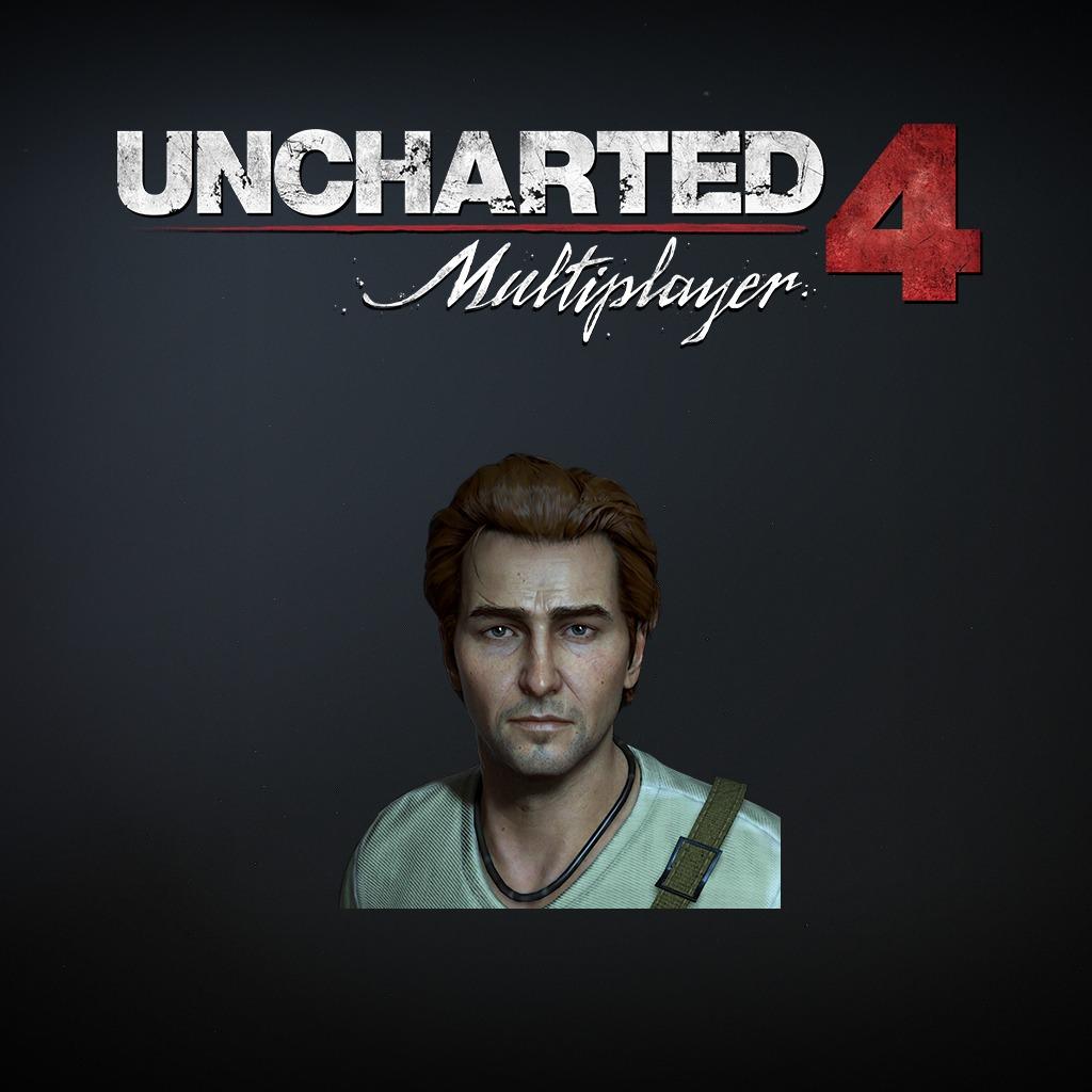 UNCHARTED 4: A Thief's End Harry Flynn Avatar