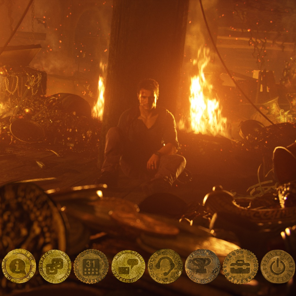 UNCHARTED 4: A Thief's End™ Fire Dynamic Theme