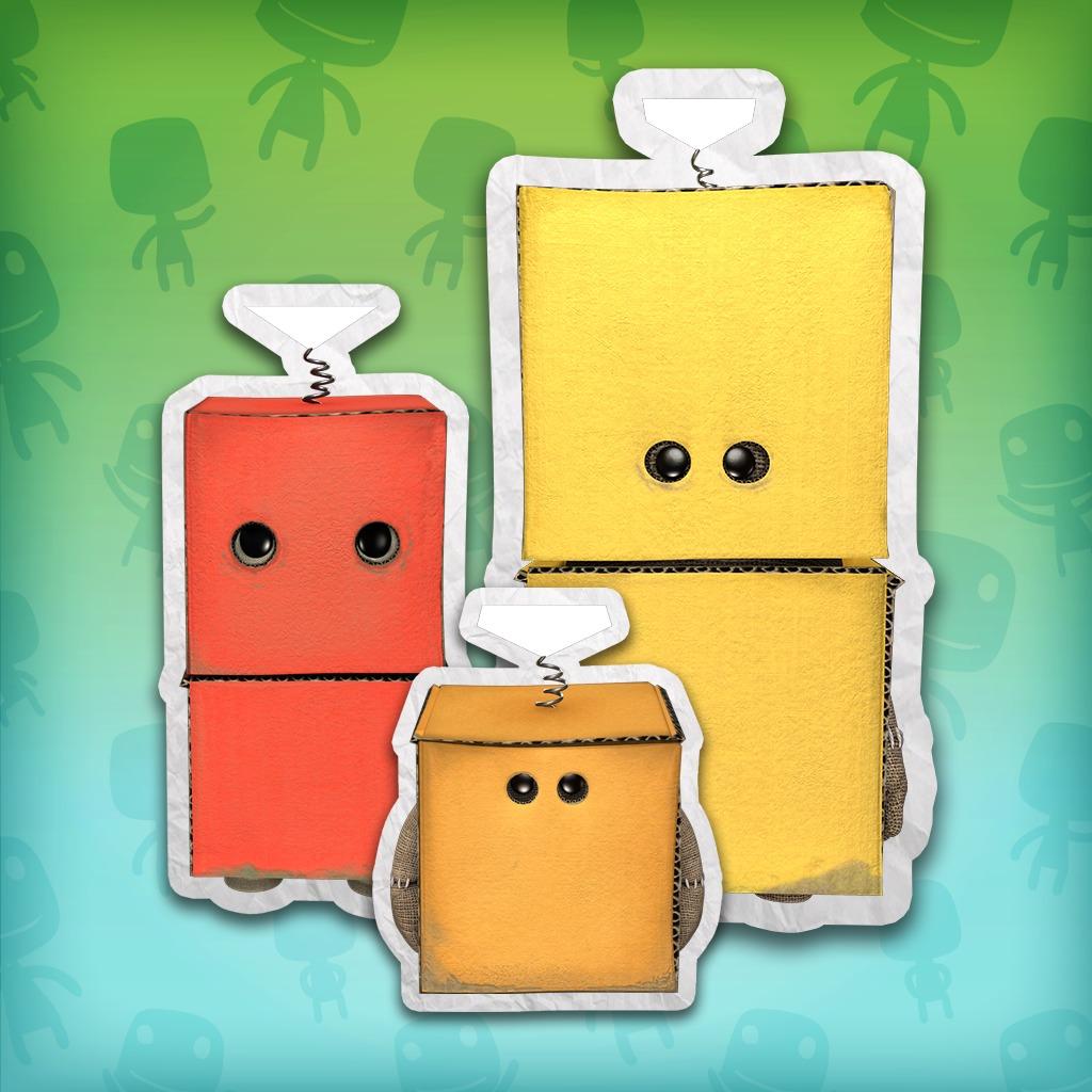 LittleBigPlanet™ 3 - Thomas Was Alone Mini Pack