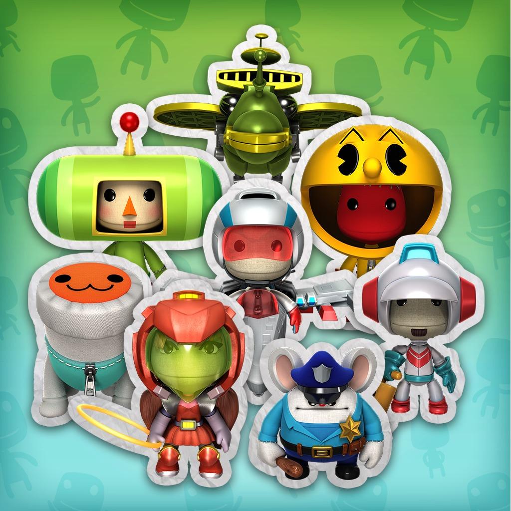 LittleBigPlanet™ 3: Namco Classics Costume Pack