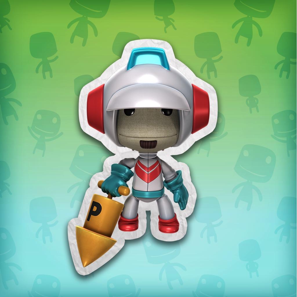 LittleBigPlanet™ 3: Namco Classics Dig Dug Costume