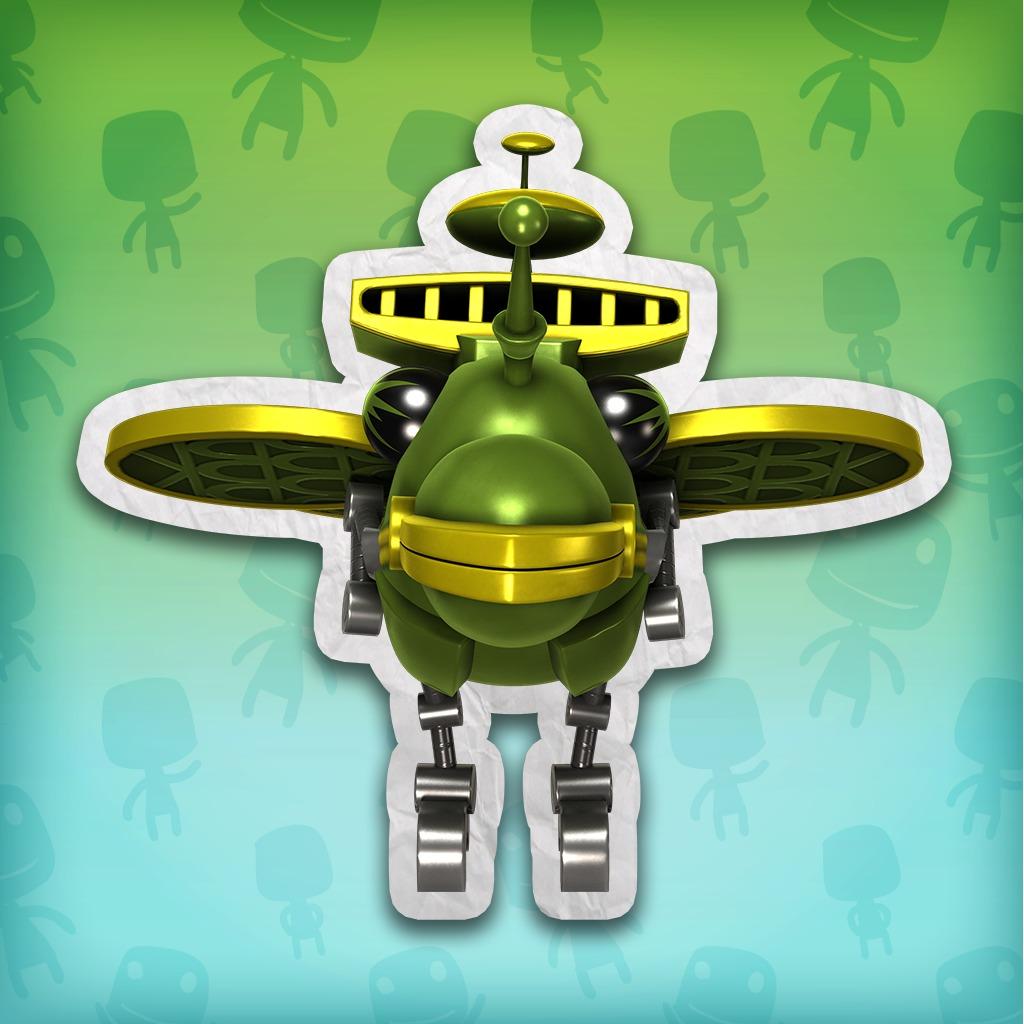 LittleBigPlanet™ 3: Namco Classics Galaxian Costume