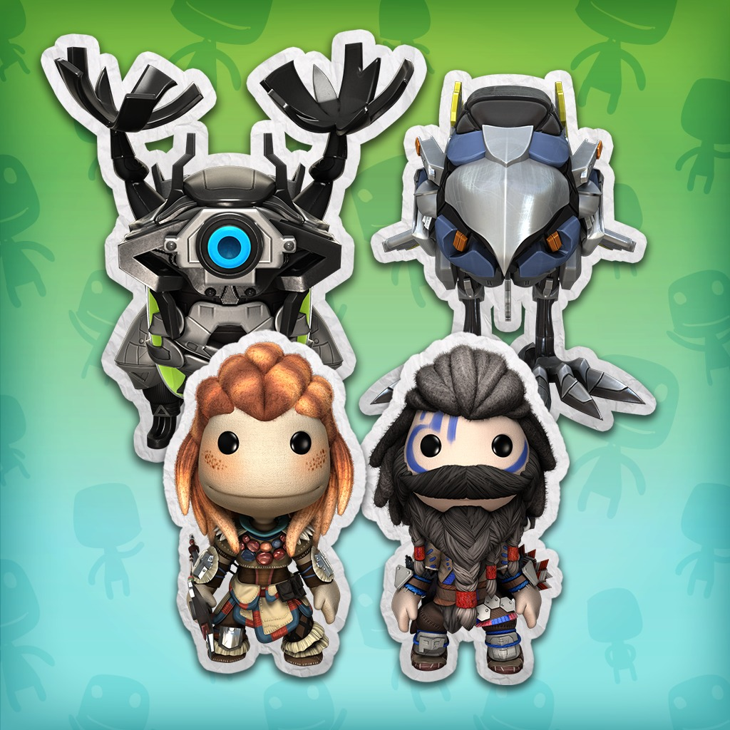 LittleBigPlanet™ 3 Horizon Zero Dawn Costume Pack