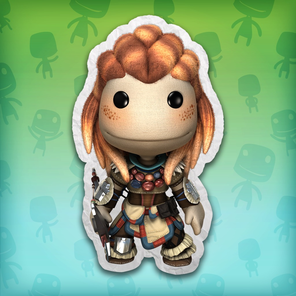 LittleBigPlanet™ 3 Horizon Zero Dawn Aloy Costume