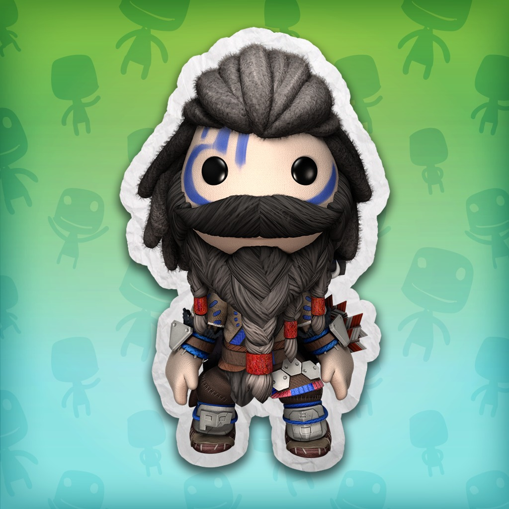 LittleBigPlanet™ 3 Horizon Zero Dawn Rost Costume