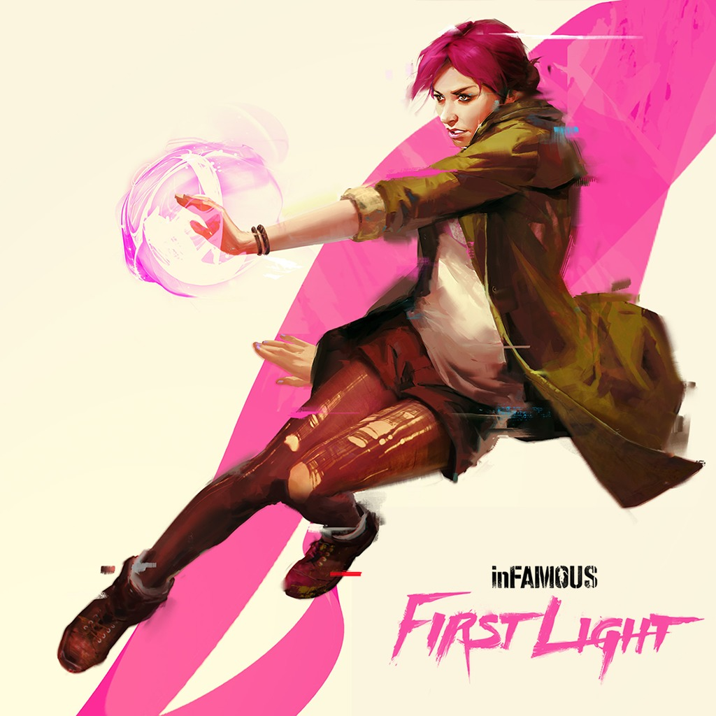 inFAMOUS First Light Theme