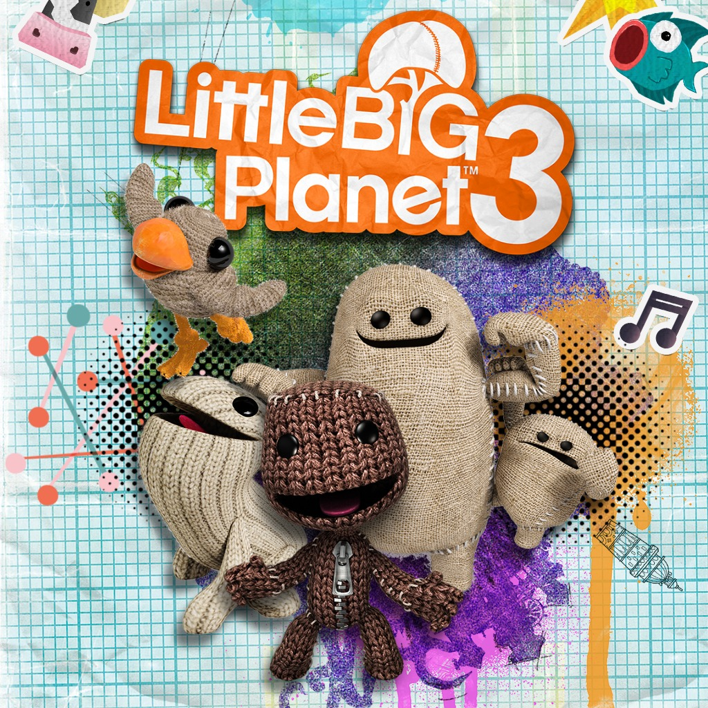 LittleBigPlanet™ 3 - SHAREfactory™ Theme