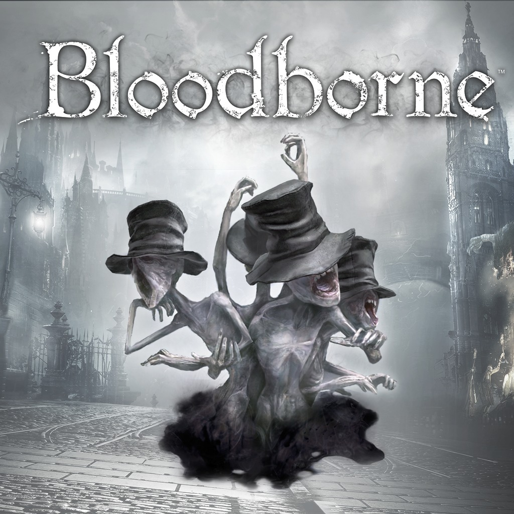 Bloodborne™ - Messenger Top Hat DLC