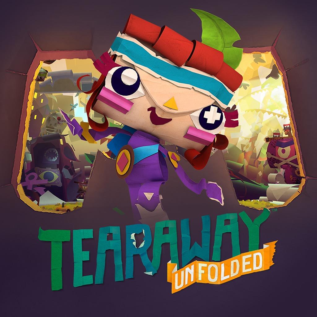 Tearaway™ Unfolded