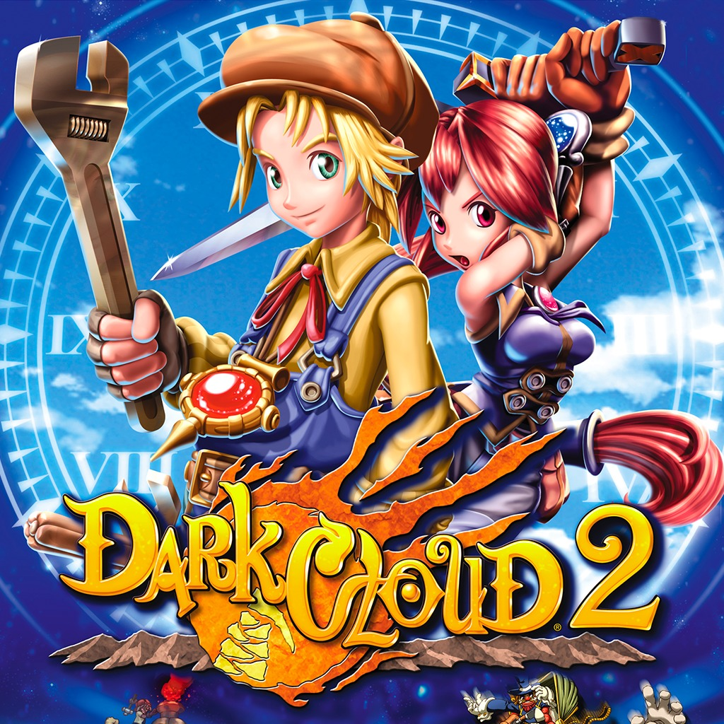 Dark Cloud™ 2