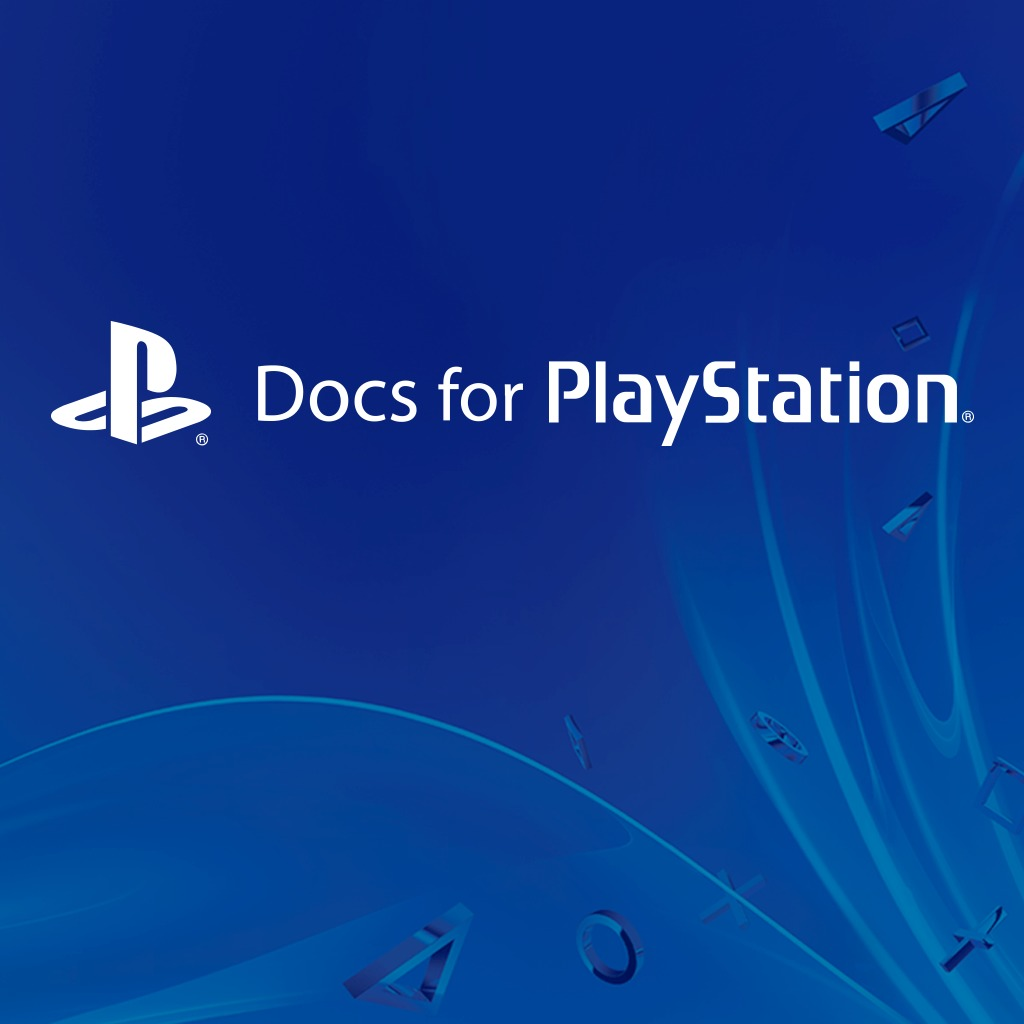 Docs for PlayStation®