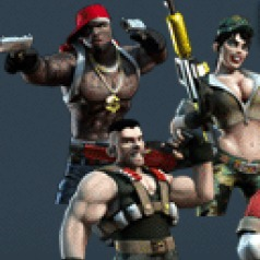 Crash Commando™ Avatar Bundle 1