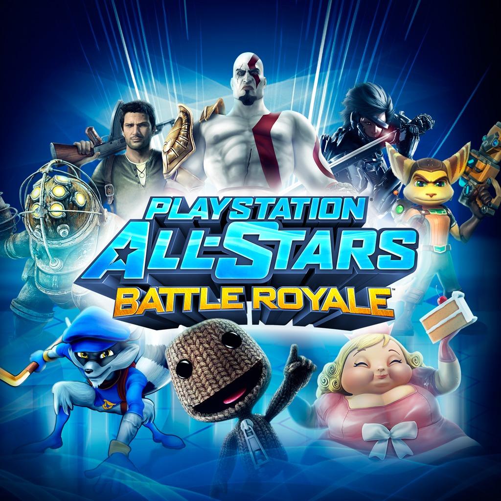 PlayStation® All-Stars Battle Royale™