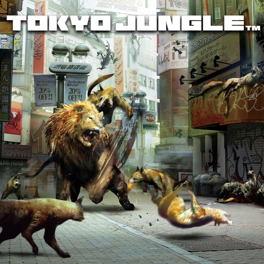 TOKYO JUNGLE™