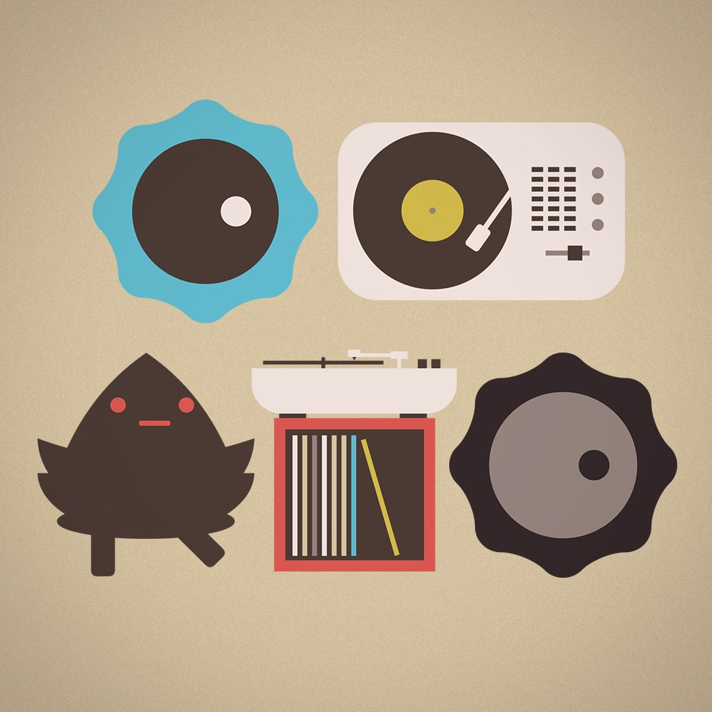 Sound Shapes™ Avatar Pack
