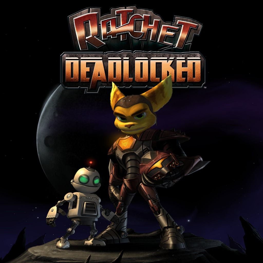 Ratchet: Deadlocked™