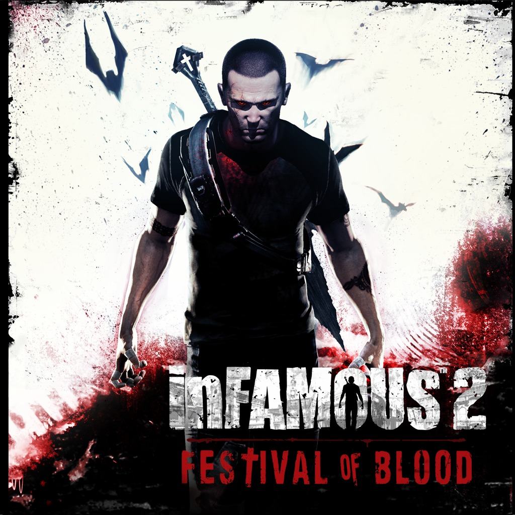 inFAMOUS™ Festival of Blood