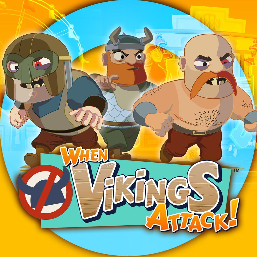 When Vikings Attack!™ Dynamic Theme