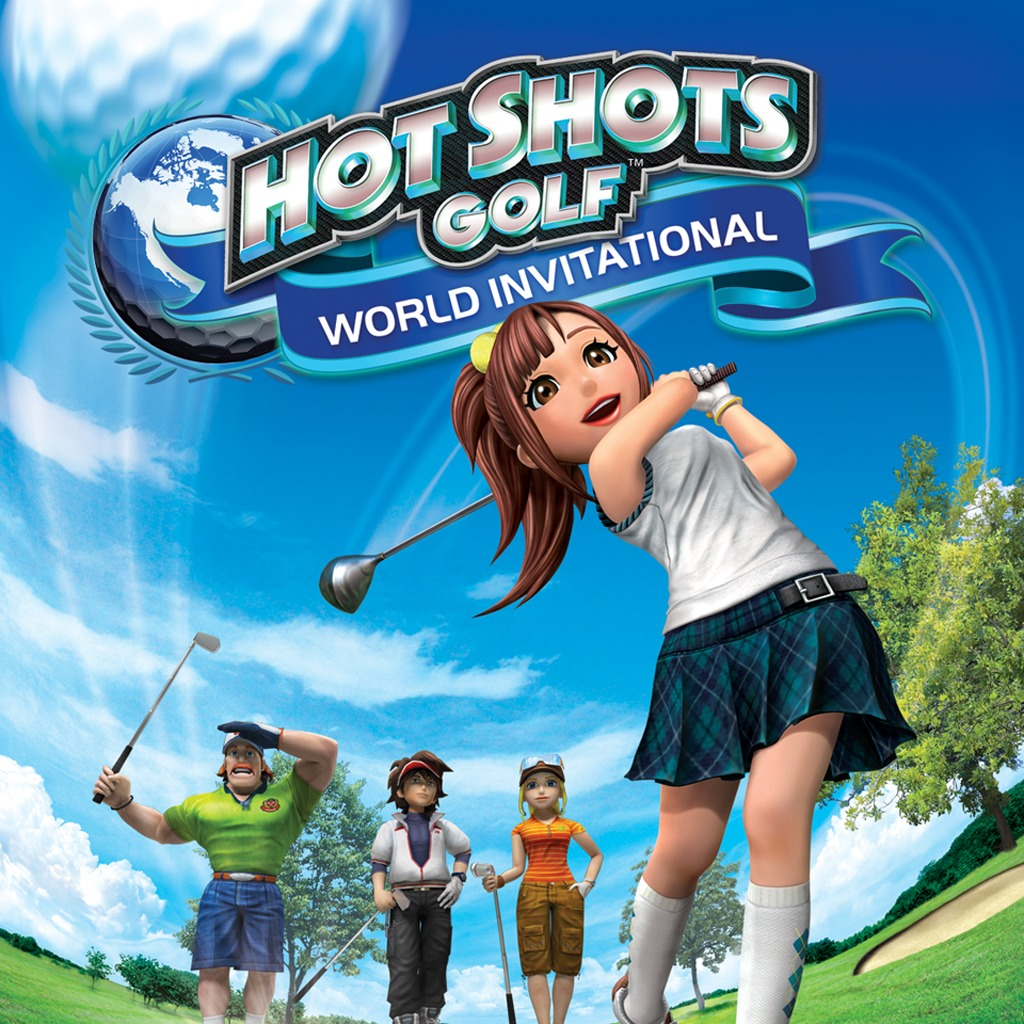 Hot Shots Golf: World Invitational™