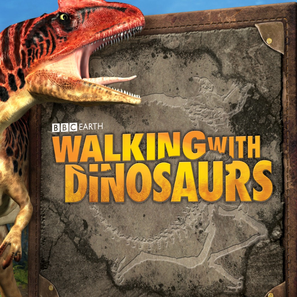 Wonderbook™: Walking with Dinosaurs