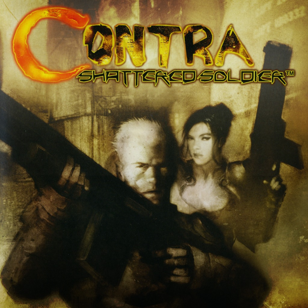 Contra: Shattered Soldier (PS2 Classic)