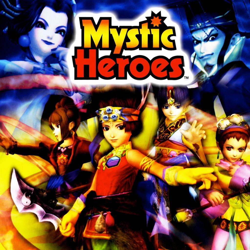 Mystic Heroes (PS2 Classic)