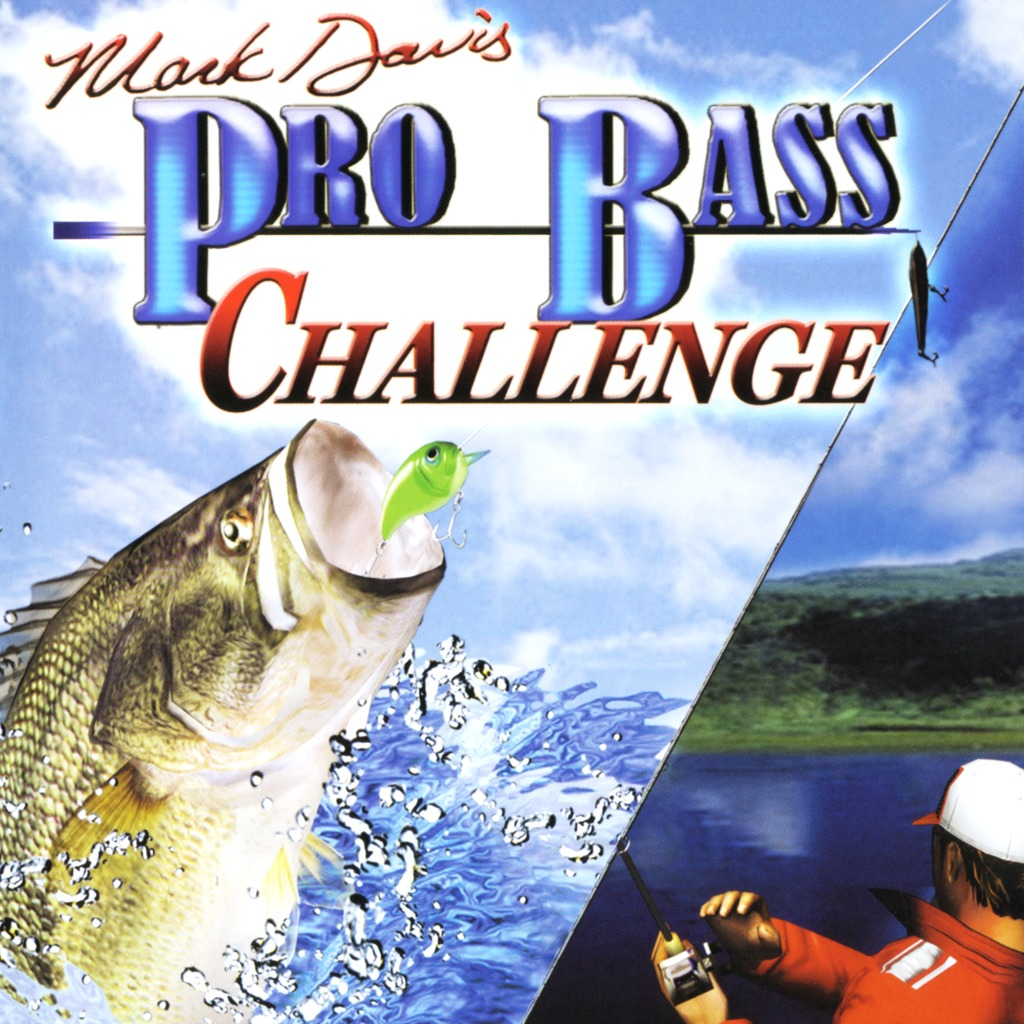 Mark Davis Pro Bass Challenge™ (PS2 Classic)