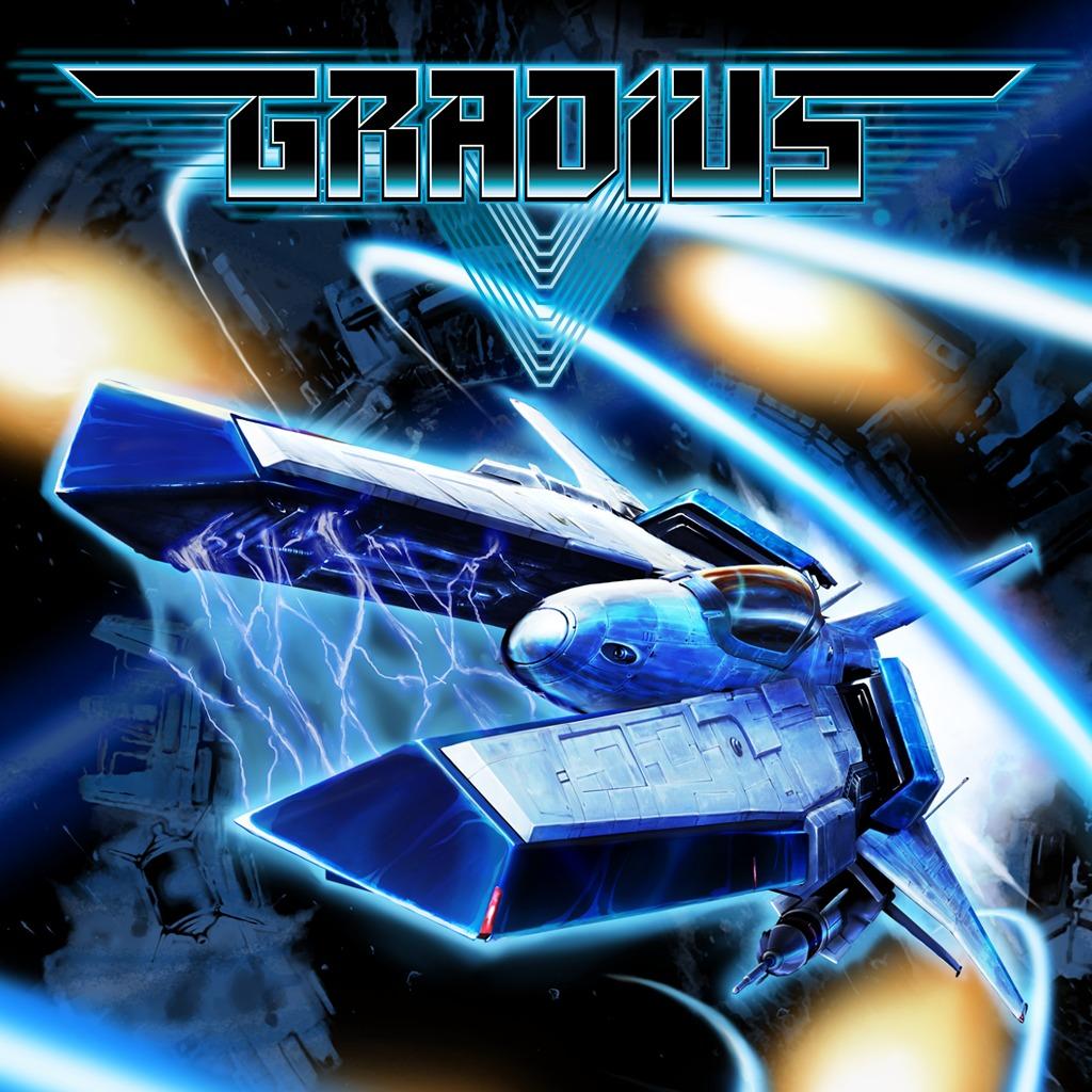 Gradius V (PS2 Classic)