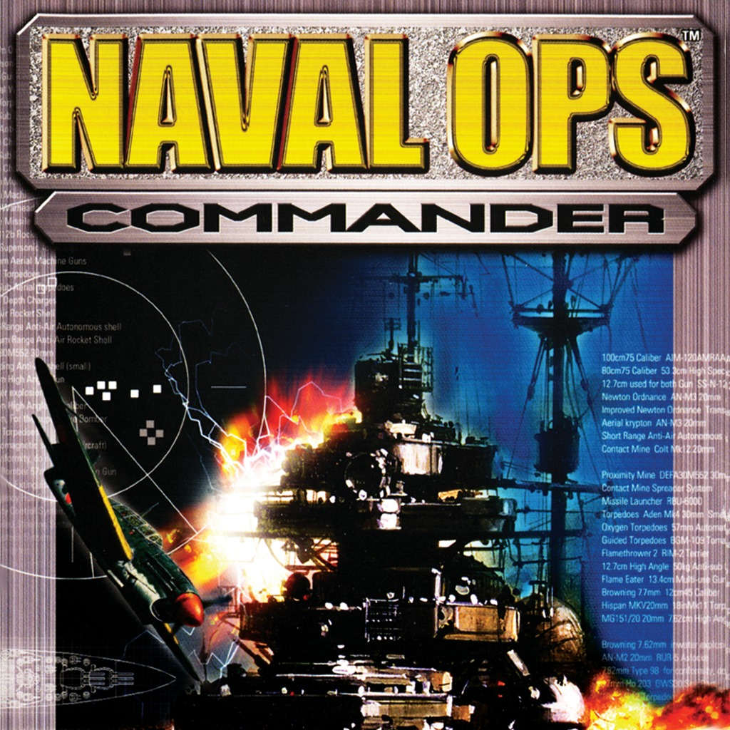 Naval Ops®: Commander (PS2 Classic)