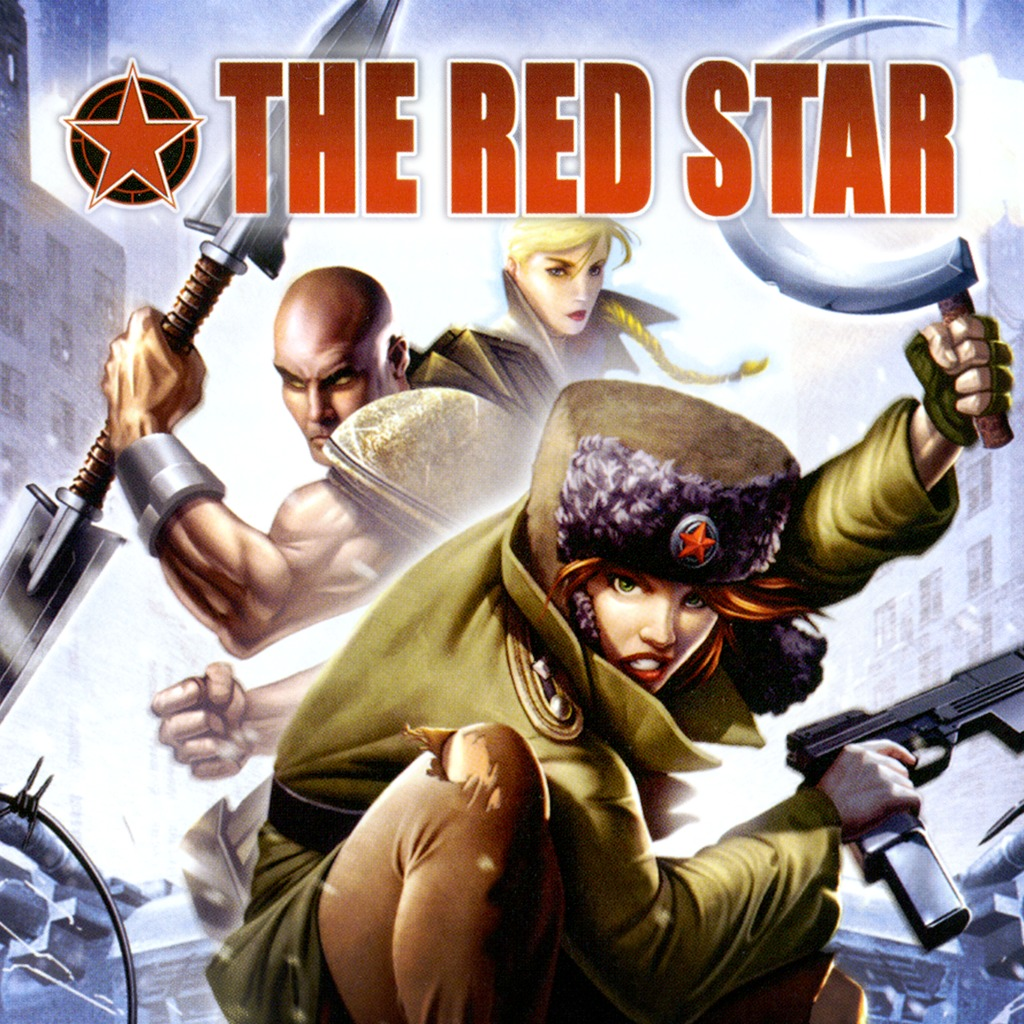 The Red Star (PS2 Classic)