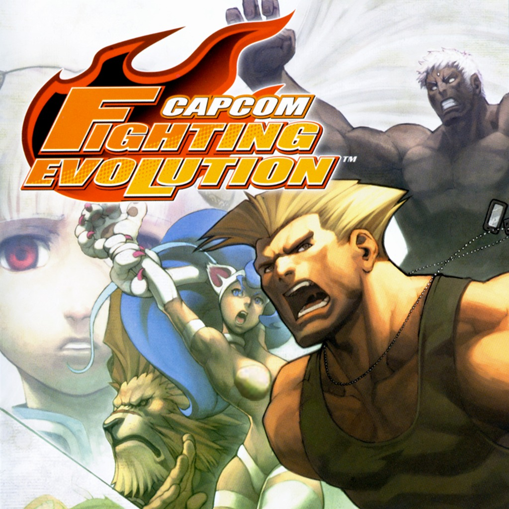 Capcom Fighting Evolution (PS2 Classic)