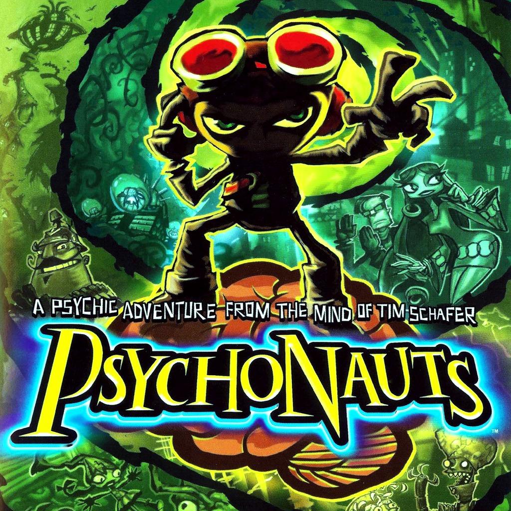 Psychonauts™ (PS2 Classic)