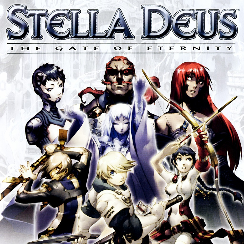Stella Deus: the Gate of Eternity (PS2 Classic)