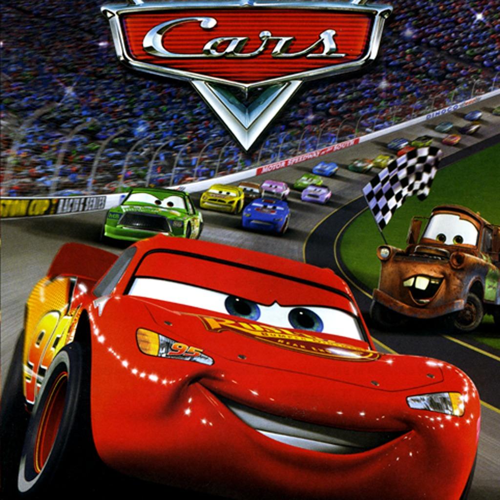 Disney/Pixar Cars (PS2 Classic)