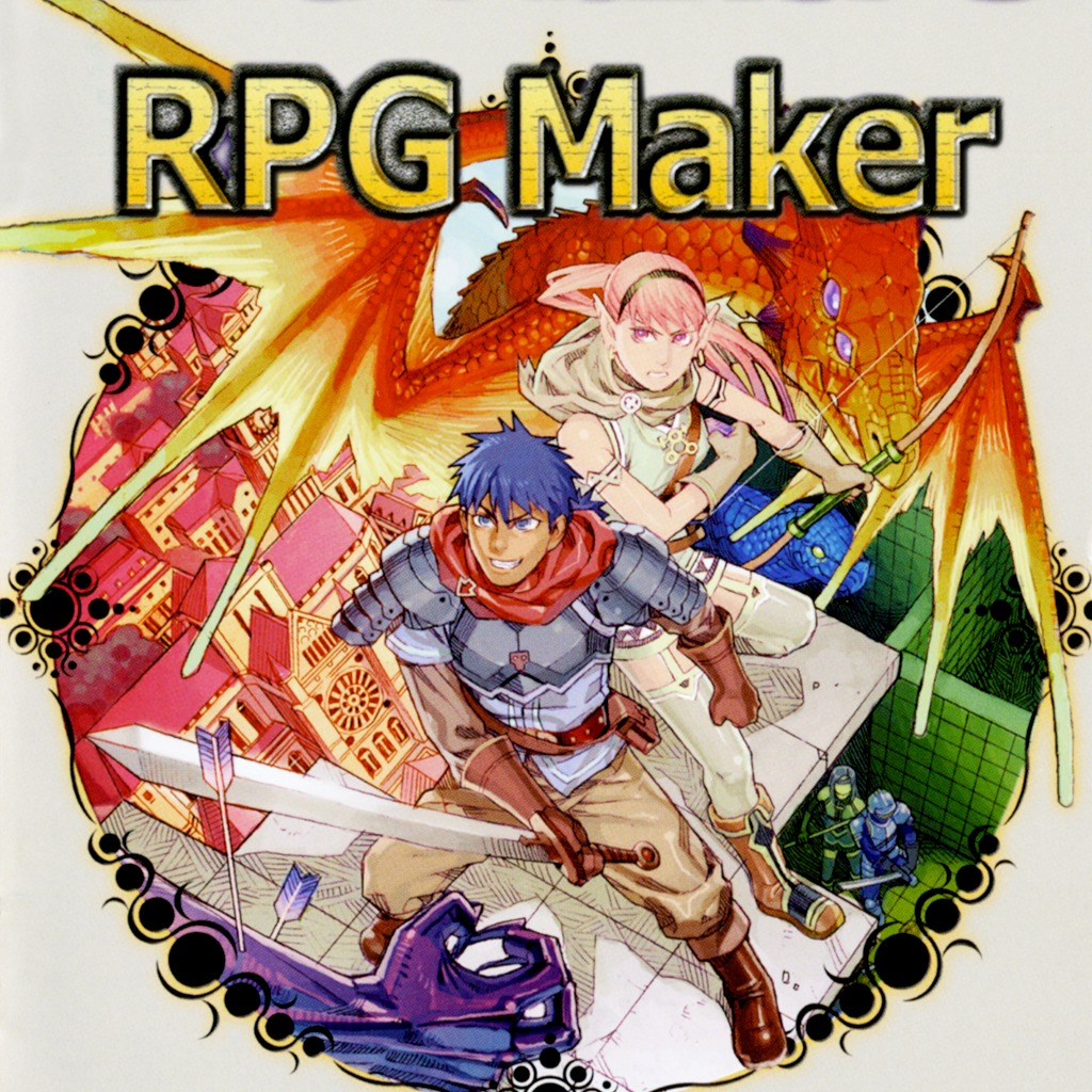 RPG Maker 3™ (PS2 Classic)