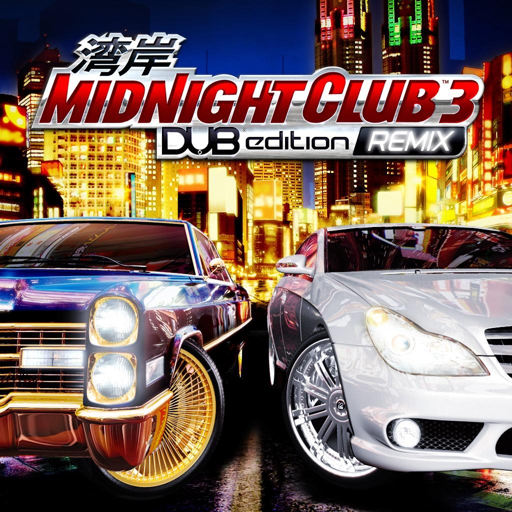 Midnight Club® 3 DUB Edition Remix