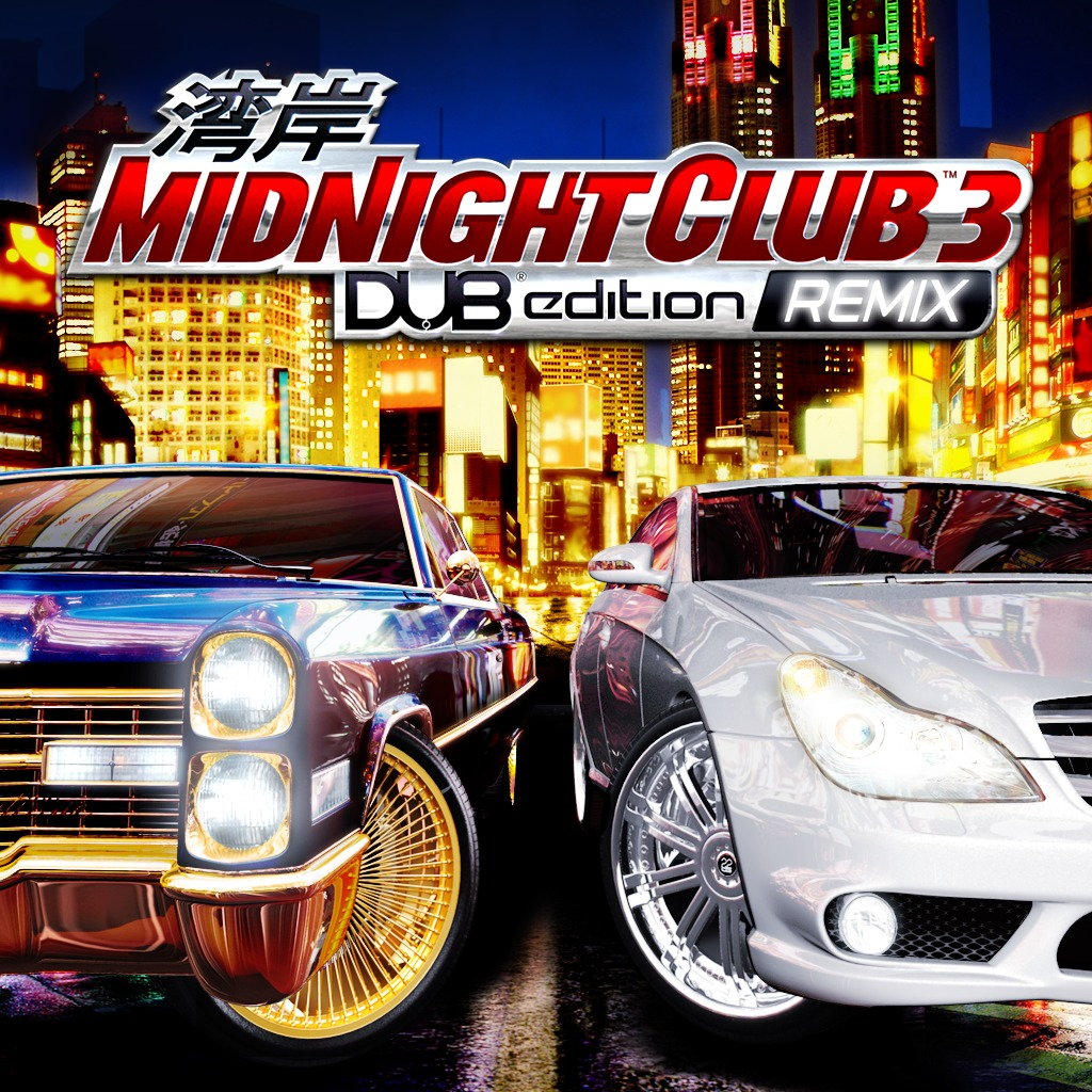 Midnight Club® 3 DUB Edition Remix
