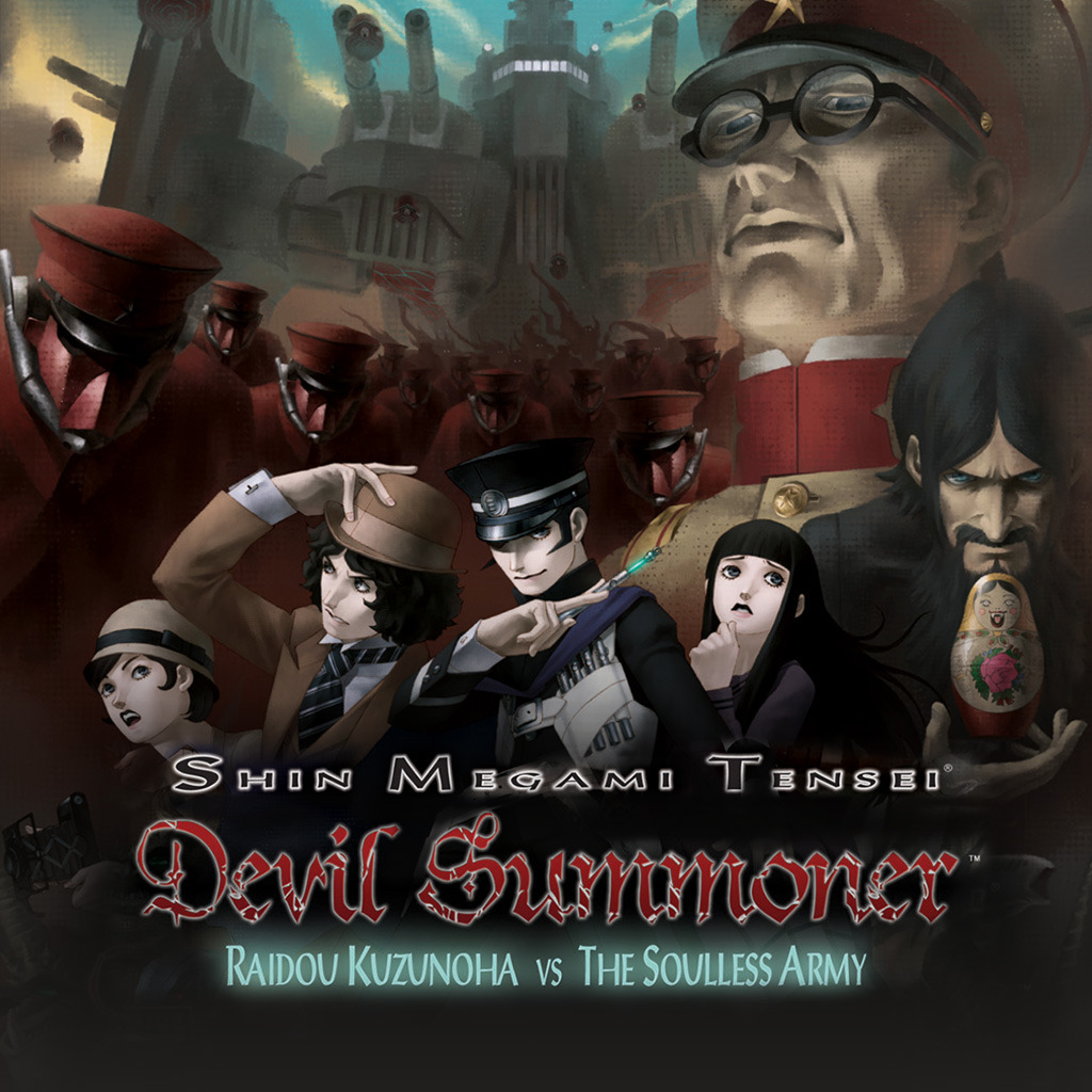 SMT: Devil Summoner: Raidou Kuzunoha vs the Soulless Army (PS2 Classic)