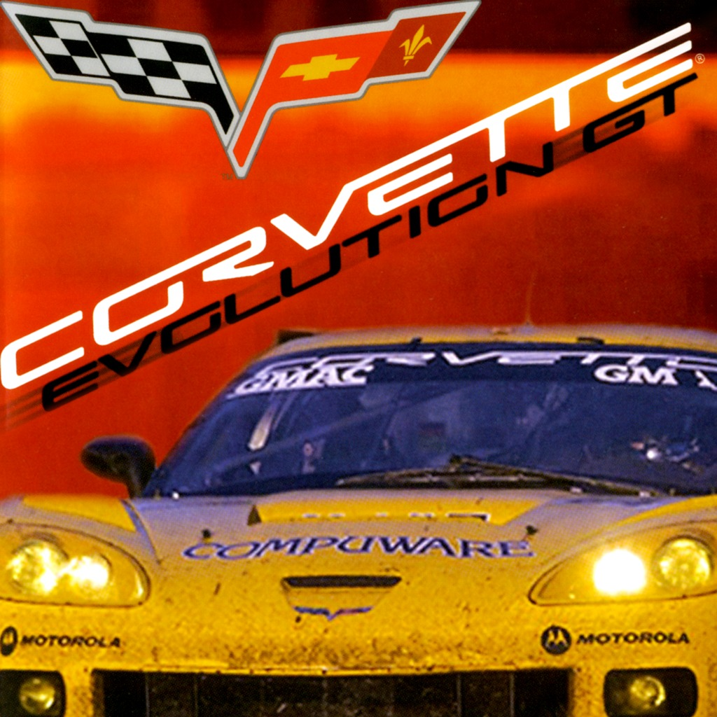 Corvette Evolution GT (PS2 Classic)