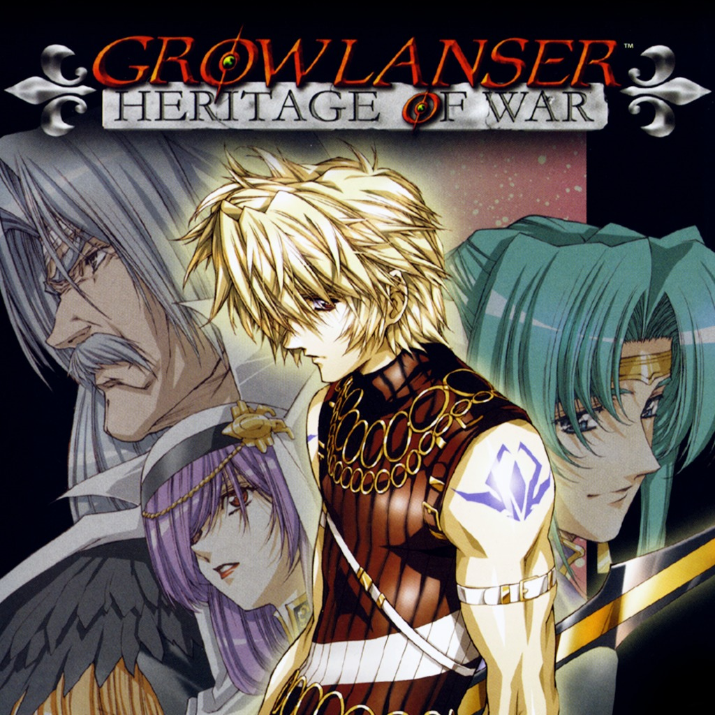 Growlanser®: Heritage of War (PS2 Classic)