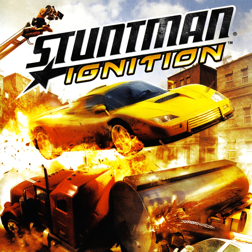 Stuntman®: Ignition™ (PS2 Classic)