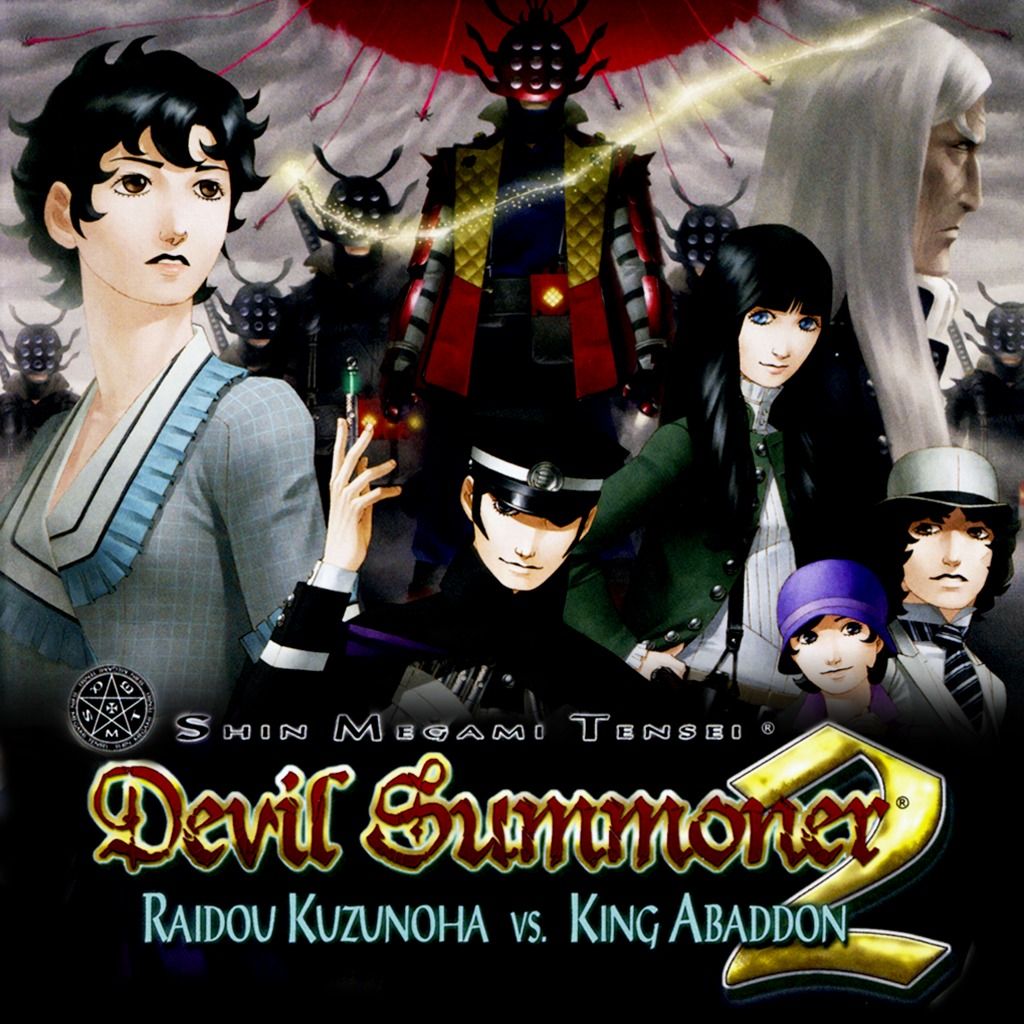 SMT®: Devil Summoner®2: Raidou Kuzunoha vs. King Abaddon (PS2 Classic)