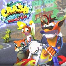 Crash Bandicoot® 3: WARPED™ (PS3™/PSP®)