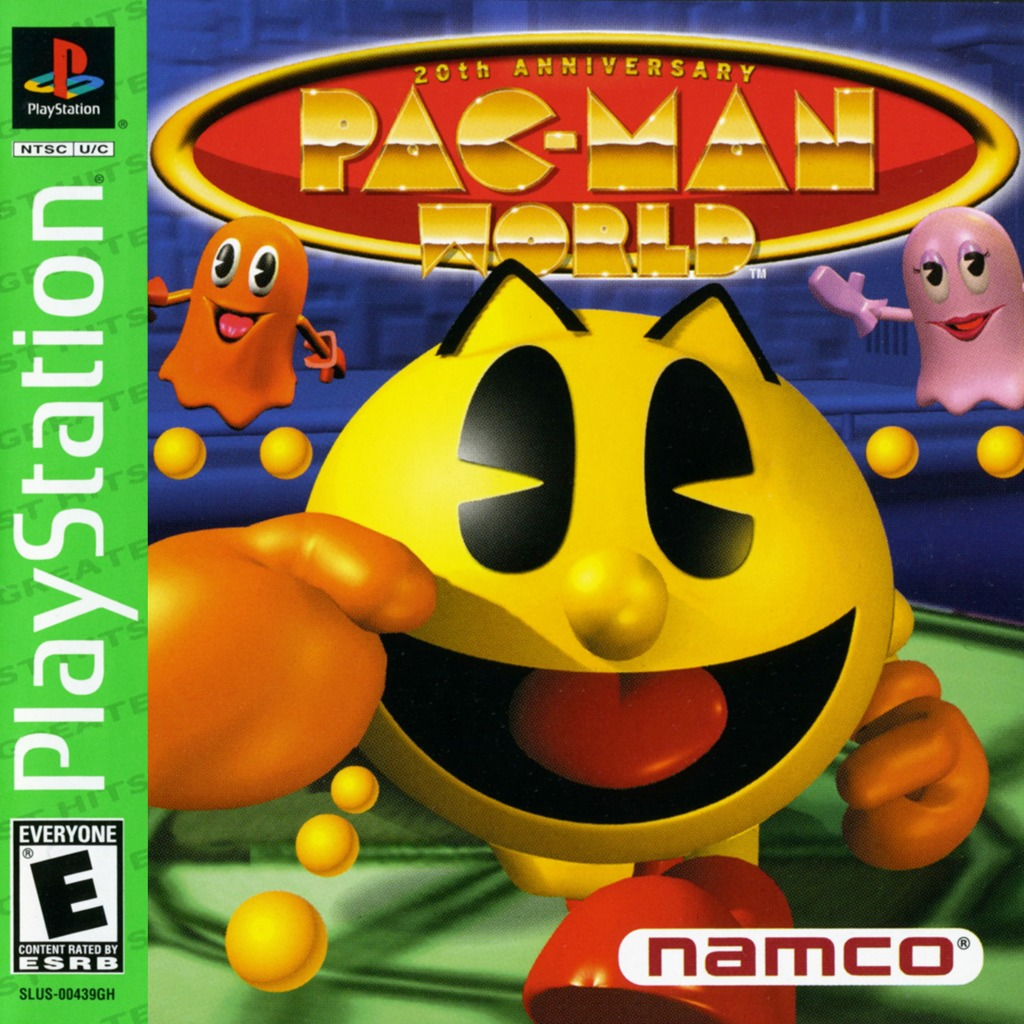 Pac-Man World™ 20th Anniversary (PSOne Classic)