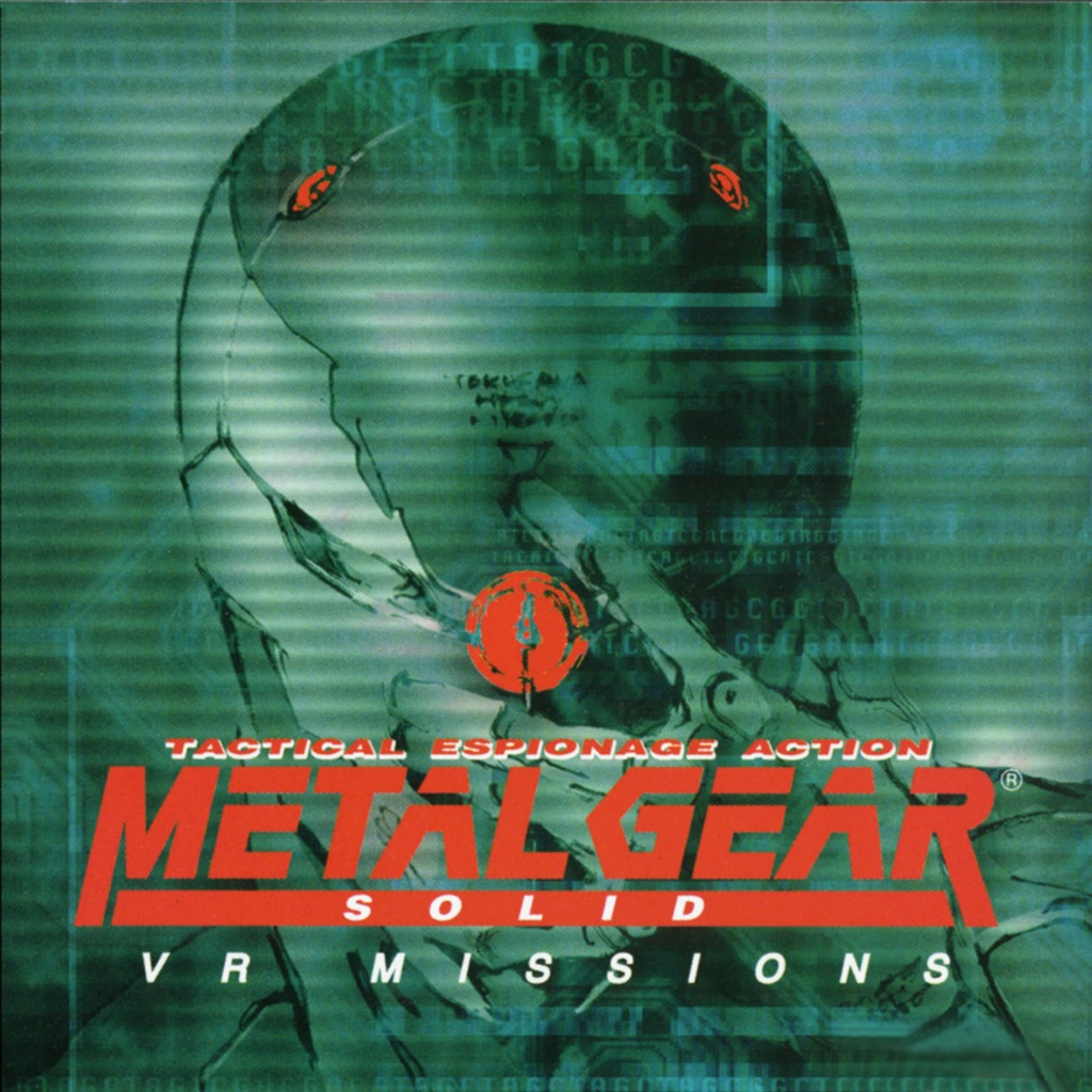 Metal Gear Solid VR Missions (PSOne Classic)